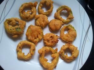 snake gourd bhaji
